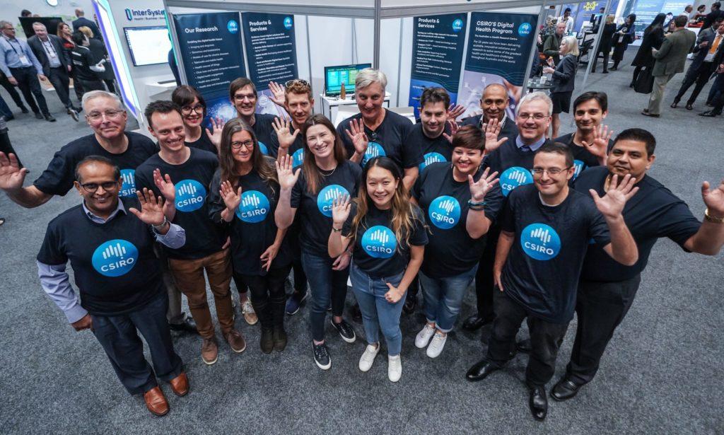 The Australian e-Health Research Centre team members